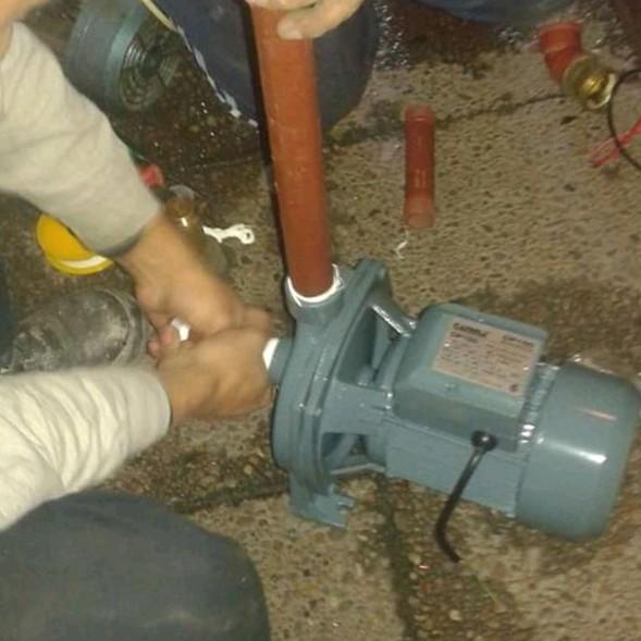 Plomería.. mantenimiento de equipos