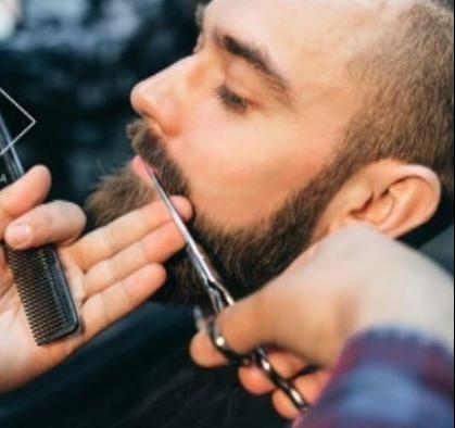 Barbería completa
