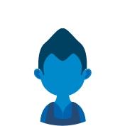 big blue people customer profile image