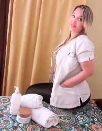 Paola Masajes en Belgrano