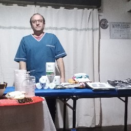 Eduardo Masajes en Lanús